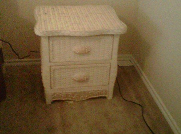 5 Piece Wicker Metal Bedroom Set Dallas Furniture For