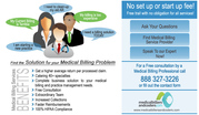 Medical Billing Services Dallas,  Texas