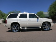 2003 Cadillac Escalade with Premium Package