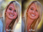 Professional Image Post Processing Services | Wedding Photography