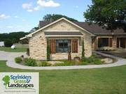 Sprinklers Grass & Landscapes -Round Rock and other nearby areas Texas