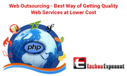 Web Outsourcing services