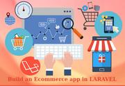 Build an eCommerce app in Laravel