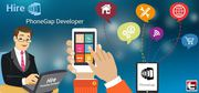 Build hybrid mobile apps with PhoneGap mobile app development company
