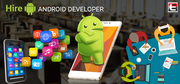 Hire Android developers for scalable and interactive web development