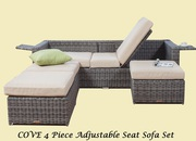 Christmas Sale!  All Weather Wicker & Synthetic Wood  Furniture