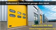 Only $26.95 | Commercial Garage Door repair – irving ,  TX