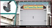 Professional Garage Door Installation in Irving,  TX | $26.95