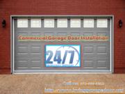 Affordable New Garage Door Installtion in $26.95 - Irving,  Dallas