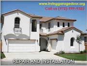 Professional Garage Door Installation by Irvinggaragedoor.org