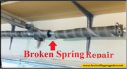 Expert Garage Door Spring Installation and Repair- $26.95