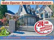 24/7 New Gate Installation and Repair in Richardson,  Dallas TX