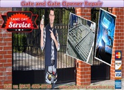 Automatic New Gate Installation 76006 and Repair in Arlington,  Dallas