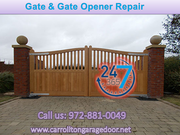 Roll up Gate Repair Carrollton,  Same Day Service