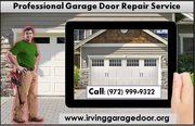 Discount Rate on Garage Door Spring Replacement in Irving,  Dallas