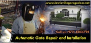 Most Reliable Automatic Gate Repair | Lewisville,  Dallas