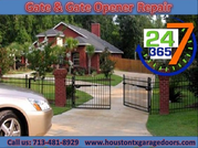 New Garage Door Installation 77008 |Automatic Gate Repairs Houston tx