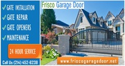 Gate Repair,  Garage Door Repair Starting $26.95 | Frisco,  Dallas