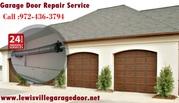 Effective Discount on Garage Door Repair 75056,  TX