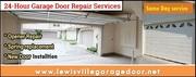 Most Reliable Garage Door Repair Lewisville,  TX