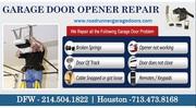 Quality Garage Door Opener Installation 75034,  TX