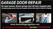 Specialized Garage Door Repair 75056,  TX