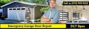 Fast Garage Door Replacement 75039,  Texas