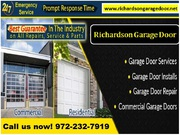 Most Reliable Garage Door Repair Company in Richardson,  TX | $25.95