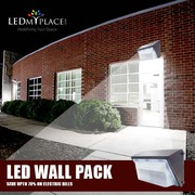 Best LED Wall Pack lighting at great prices