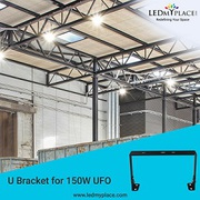 Adjustable U-Bracket for 150W UFO With Great Price