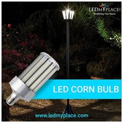 Use 60w LED Corn Bulbs For Extended Period of Time