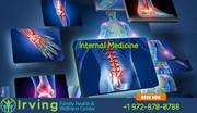 Internal Medicine in Irving Tx,  Texas | Dr.ReddyFamilyDoctors Clinic