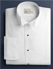Get Wing Tip Tuxedo Modern Fit Shirt at Just $19.95