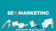 Best SEO Marketing Services in Dallas