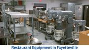 Buy and Sell Restaurant Equipment in Fayetteville