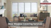 Get Best Window Coverings Installation Service