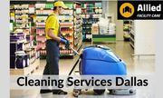 Get Best Retail Cleaning Service in Dallas