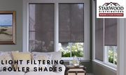 Buy Affordable Light Filtering Roller Shades For Home