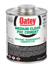 Purchase PVC Primer and Cement at WWC Supply