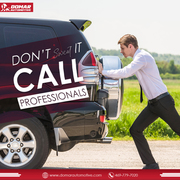 Roadside Assistance Helps You Get Back On The Road And Get Going!