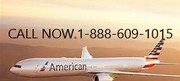 American Airlines Reservation Number 1-888-609-1015